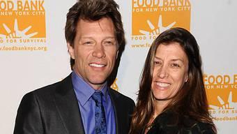 Teurer Schmuck kam dem Ehepaar Bon Jovi abhanden (Archiv)