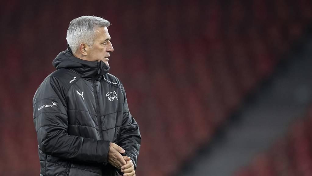 Nationaltrainer Vladimir Petkovic muss «Lösungen aus der zweiten Reihe» finden