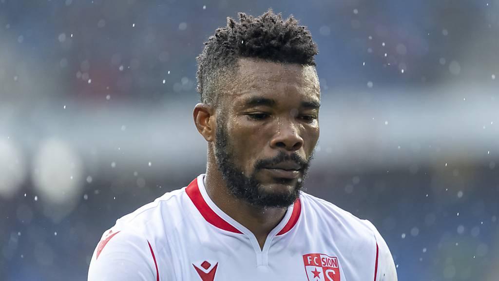 Serey Dié hält Sion bis 2023 die Treue