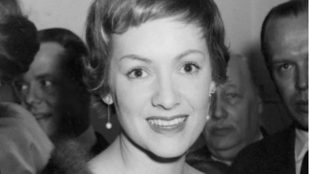 Trauerfeier für Ruth Leuwerik: In München haben sich Fans und Familie von der «Trapp Familie»-Schauspielerin verabschiedet (Archiv).