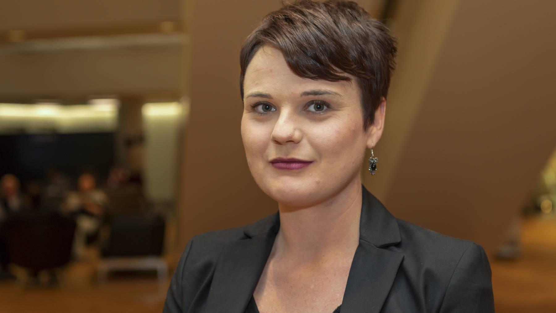 Sarah Wyss ist Geschäftsführerin der nationalen Stiftung Selbsthilfe Schweiz.