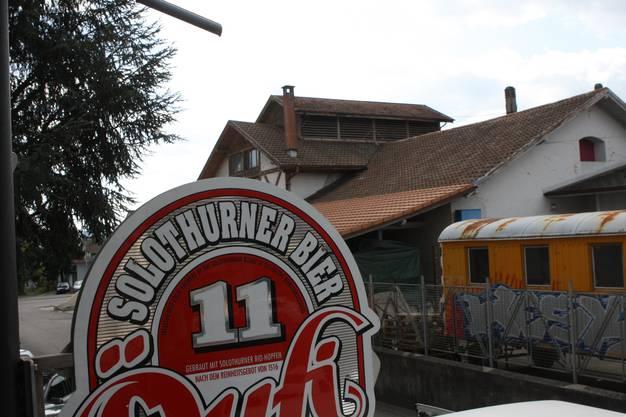 Die Öufi-Brauerei darf am Standort bleiben.