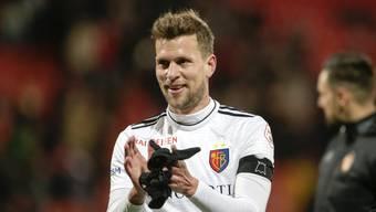 Fabian Frei findet, als Schweizer sollte man jeden Schweizer Klub international anfeuern.