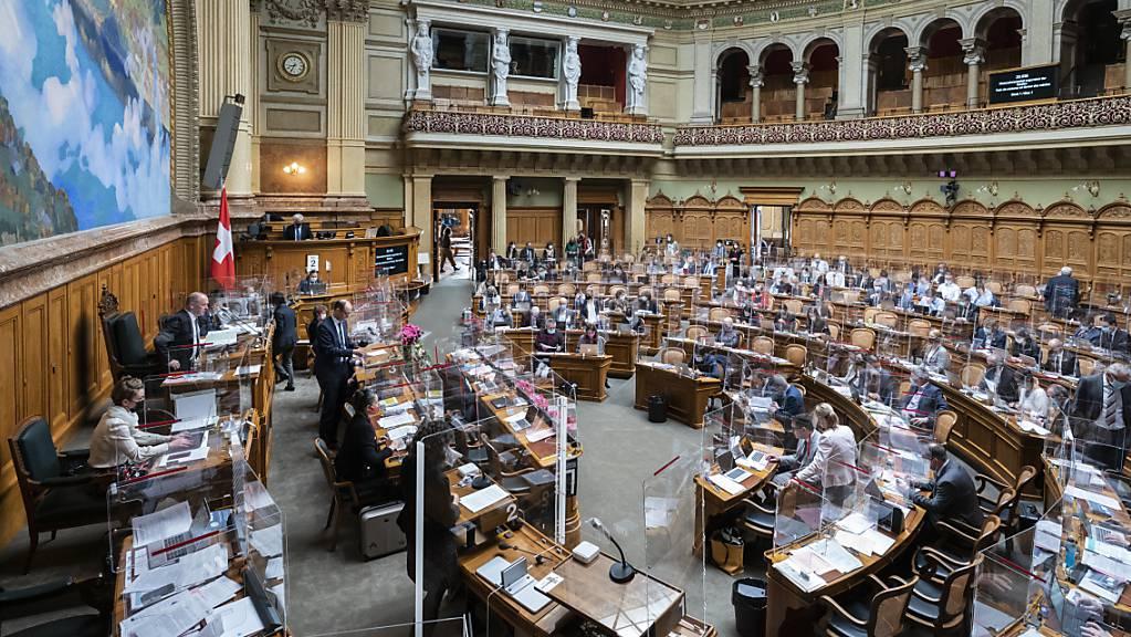 Gehen die Beizen am 22. März auf? Der Nationalrat debattiert die Forderung seiner Wirtschaftskommission.