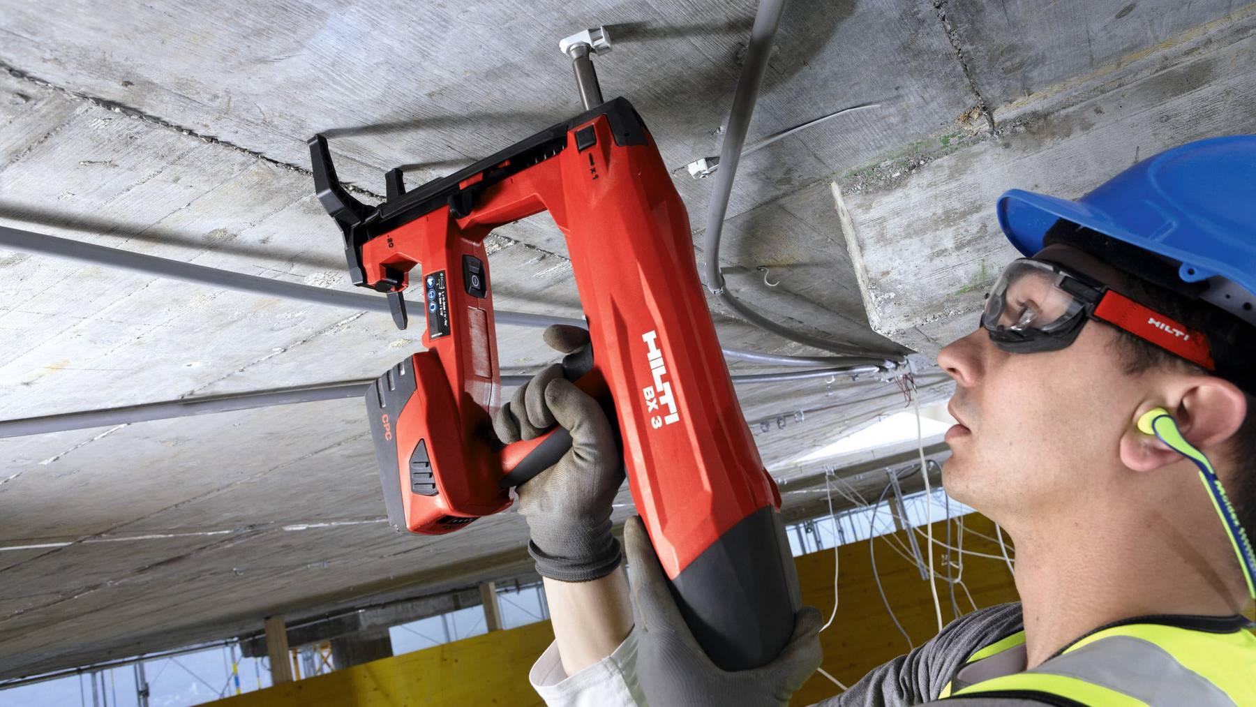 Die Geräte und Maschinen des liechtensteinischen Herstellers Hilti werden fast überall auf der Welt verkauft.