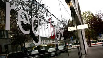 Hat positive Halbjahreszahlen vorzuweisen: Die Regiobank Solothurn.