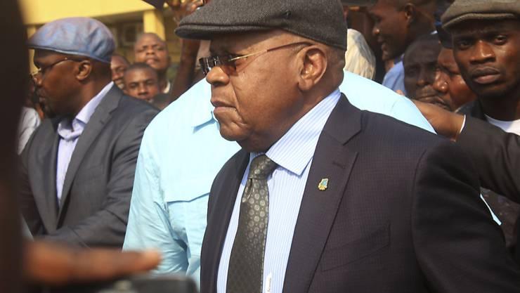 Eine Einigung mit der Regierung ist laut Oppositionsführer Félix Tshisekedi im Kongo in Sicht. (Archivbild)