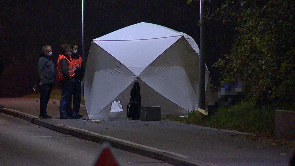 Emmenbrücke (LU): Motorradfahrer bei Selbstunfall verstorben
