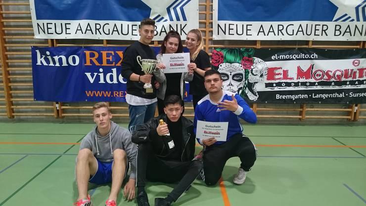 Die erfolgreichste Klasse (E16-2) stellte nicht nur den Sieger der Kategorie Herren, sondern auch das zweitplatzierte Team der Kategorie Damen.