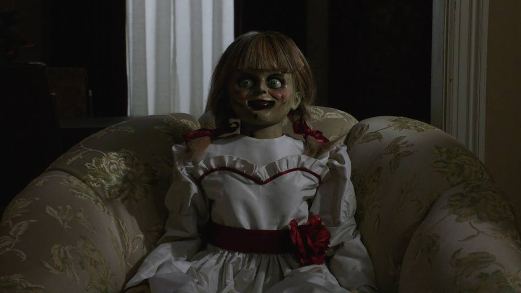 Der absolute Horror! Annabelle 3 im Kino