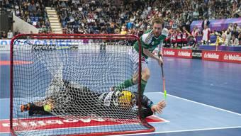 Der SV Wiler-Ersigen trifft im Cupviertelfinal auf GC Unihockey.