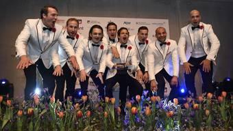 Wahl des Aargauer Sportler des Jahres 2016