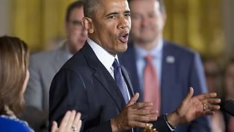 Der frühere US-Präsident Barack Obama folgt Darmstadt 98 via Twitter
