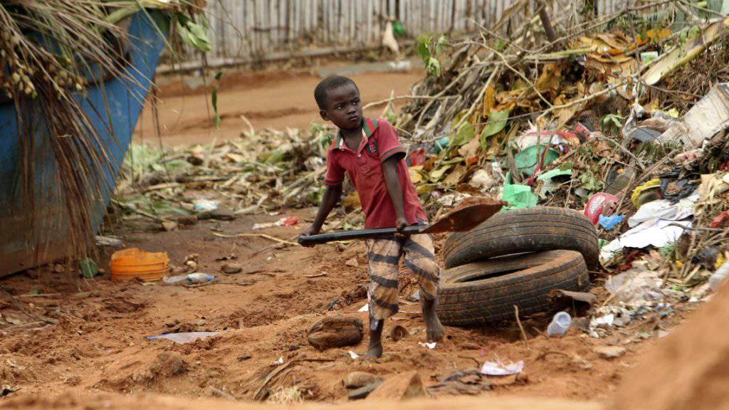 Mosambik gilt als eines der ärmsten Länder der Erde.
