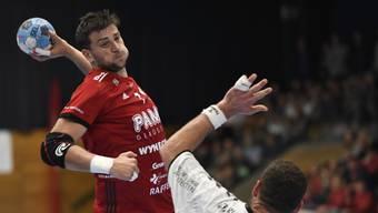 Nikola Isailovic verlängert seinen Vertrag beim TV Solothurn um ein Jahr.