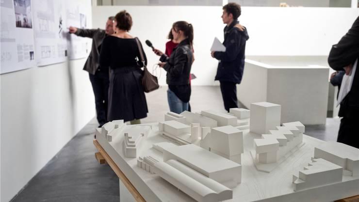 «Form follows function»: Das Siegerprojekt für das neue Kunsthaus Baselland von Buchner Bründler Architekten Basel.
