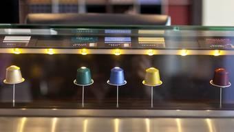 Nespresso baut einen neuen Produktionsstandort für seine Kapseln (Archiv)
