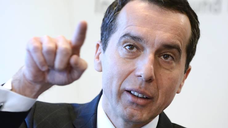 Schwieriges Erbe: ÖBB-Chef Kern wird der SPÖ voraussichtlich in nächster Zukunft seinen Stempel aufdrücken.