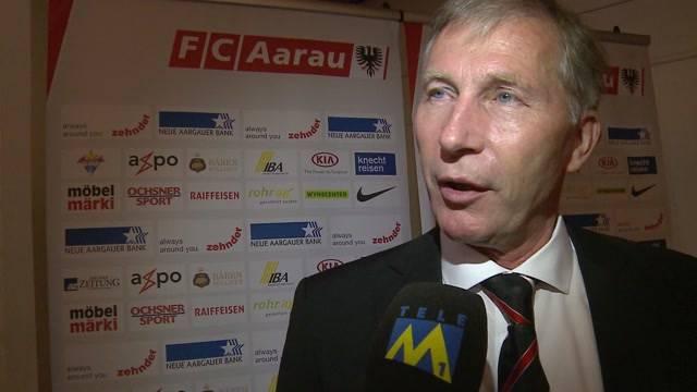 FC Aarau-Führung wiedergewählt