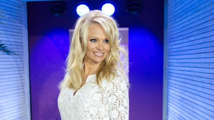Pamela Anderson, hier im September 2013 während der deutschen Big-Brother-Show, während vor Pornokonsum.