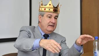 Boris Banga will Stadtpräsident bleiben