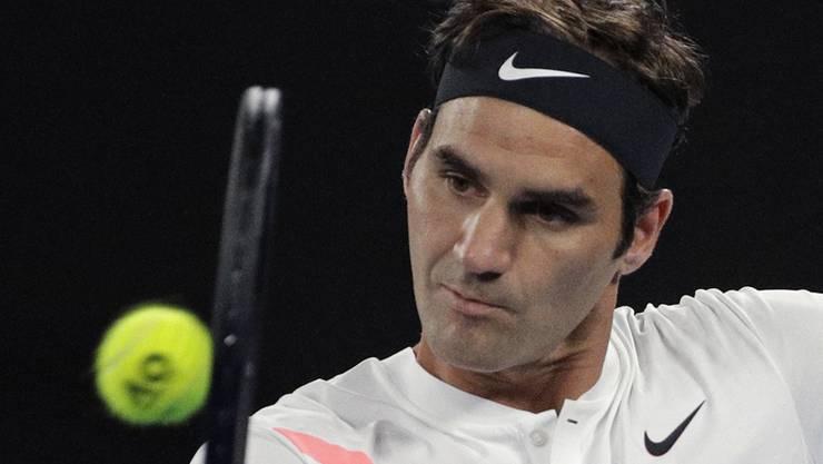 Der Maestro scheint es eilig zu haben mit seinem 20. Grand Slam-Triumph. Oder kommt die Euphorie zu früh?
