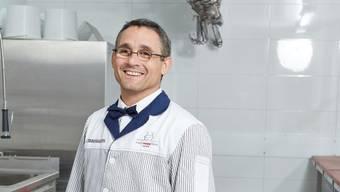 Jean Claude Zimmermann hat gut lachen: Er ist einer der Lehrmeister des Jahres.