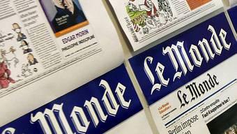 """In schwere Finanznot geraten: Die französische Zeitung """"Le Monde"""""""
