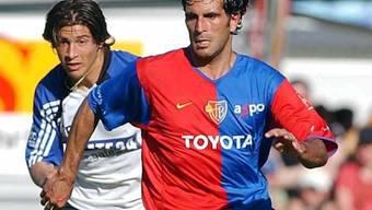 Ex-FCB-Spieler Antonio Esposito steht heute als TV-Experte im Einsatz