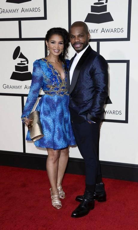 Die Grammys in Bildern