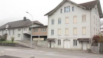 Schulhaus Holderbank