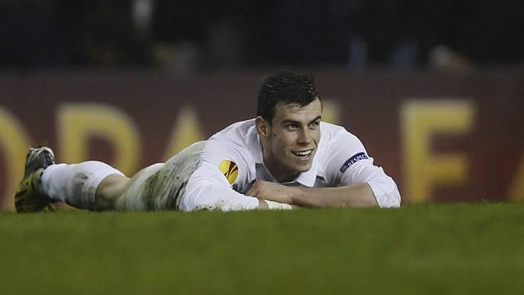 Gareth Bale wechselt für die Rekordsumme von Tottenham zu Real Madrid.