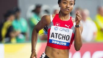 Sarah Atcho fällt für unbestimmte Zeit aus