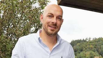 Der parteilose Matthias Anderau (37) wohnt neuerdings mit seiner Partnerin im Haus seiner Eltern.