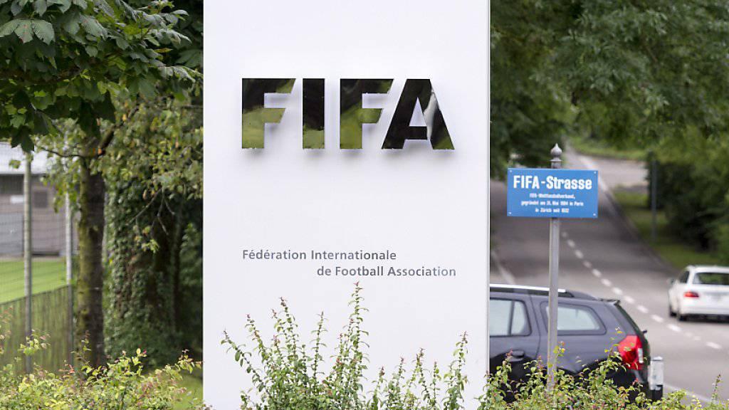 Im September schreibt die FIFA die Fussball-WM 2026 aus
