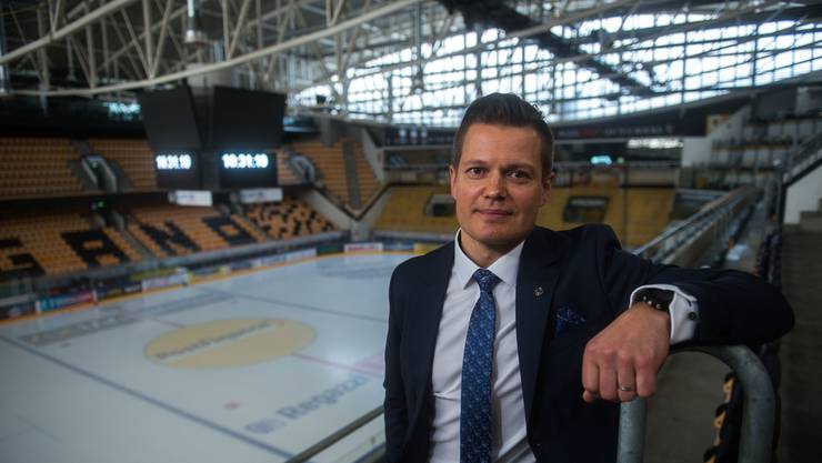Will den HC Lugano zurück in die Erfolgsspur führen: Trainer Sami Kapanen setzt auf Disziplin und harte Arbeit.