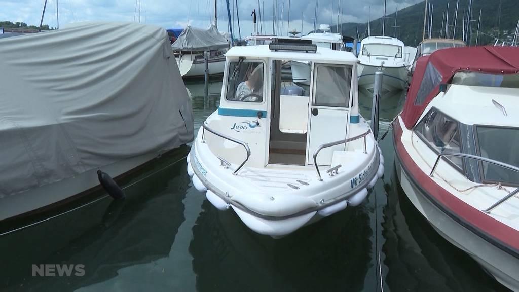 Steuerboard, Backboard und Co. in aller Munde: Bootsprüfungen boomen, Fahrlehrer sind ausgebucht