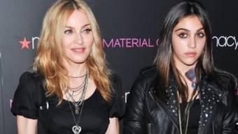 Madonna und Tochter Lourdes fahren heuer Ski in Gstaad (Archiv)