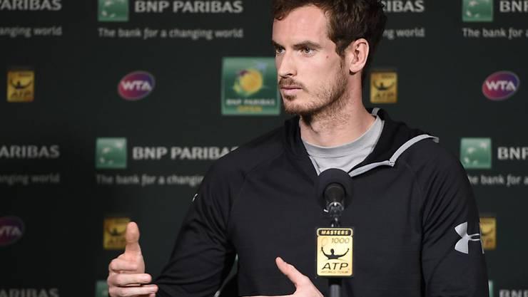 Andy Murray findet zu Maria Scharapowa klare Worte