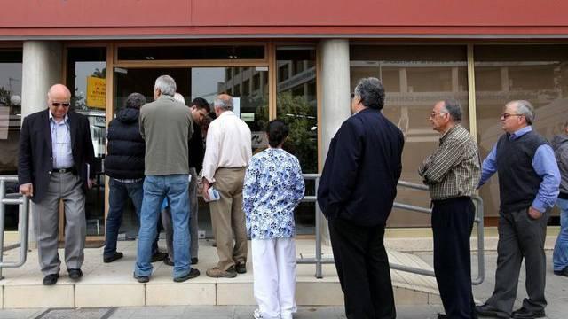 Der Geldverkehr in Zypern normalisiert sich nur langsam (Archiv)