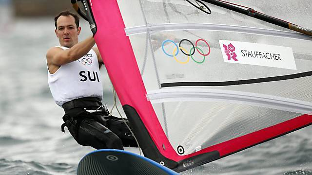 Richard Stauffacher klassierte sich im 10. Schlussrang