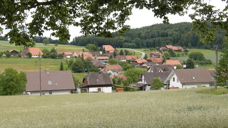 Lüterswil-Gächliwil hat ein stabilen Eigenkapital.