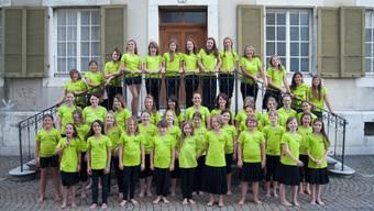 20 jahre Solothurner Mädchenchor