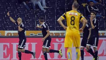 Karabach Agdam steht zum ersten Mal in der Champions League