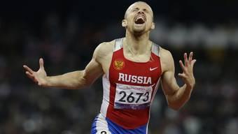 Der 400-m-Läufer Alexej Labzin ist an den Paralympics in Rio wie alle Russen nicht erwünscht