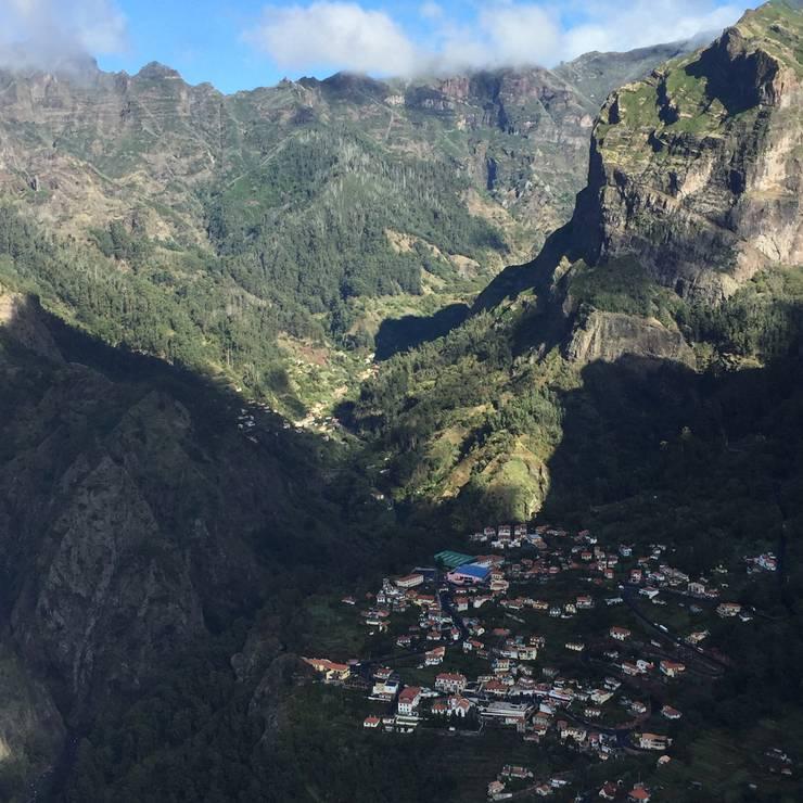 Berge in Madeira