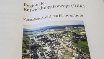 Das Regionale Entwicklungskonzept soll im nächsten Jahr vorliegen und dann nach Bedarf umgesetzt werden.