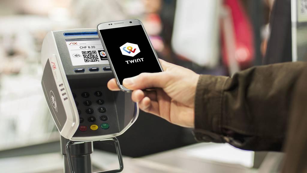 Digital: zahlen mit dem Handy
