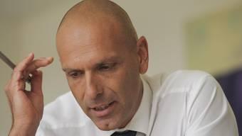 BVB-Direktor Jürg Baumgartner tritt zurück.