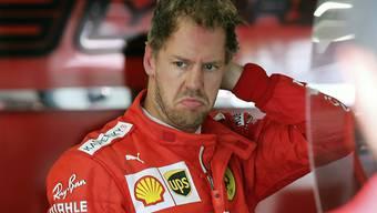 Kein Grund, um grimmig zu schauen: Sebastian Vettel sichert sich in Montreal die Pole-Position